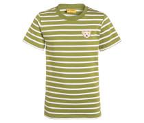 TShirt print turtle green