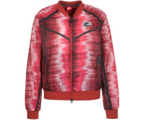 INTERNATIONAL Bomberjacke dark cayenne
