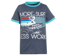 SURF - T-Shirt print - blue