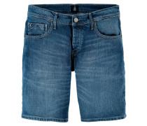 CUTTER - Jeans Shorts - light indigo