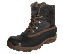 M CHILKAT II Trekkingboot green/brown