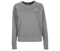 FAVORITE Sweatshirt carbon heather/white