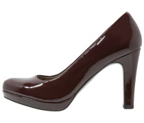 High Heel Pumps bordeaux
