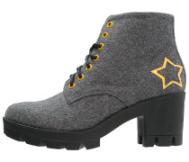 Ankle Boot grigio scuro