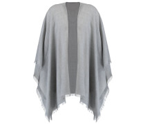 RUANA Cape grey