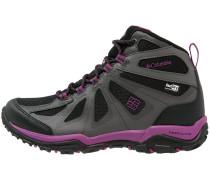 PEAKFREAK XCRSN II XCEL OUTDRY Trekkingboot black/intense violet