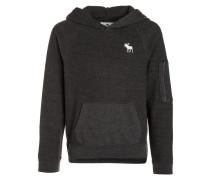 Kapuzenpullover - dark grey
