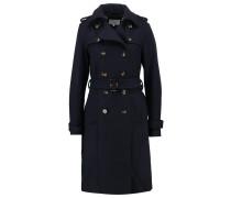 Trenchcoat navy blazer