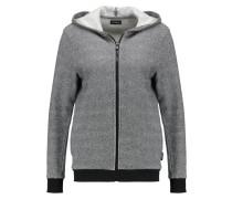 Nachtwäsche Shirt - grey/pink