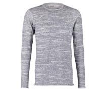 SATRE Strickpullover light grey melange