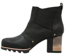 ADDINGTON Ankle Boot black/kettle