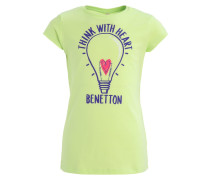 TShirt print light green