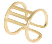 Ring goldcoloured
