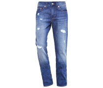 GENO Jeans Straight Leg dark blue