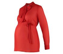 MLGABRIEL Bluse pompeian red