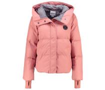 Winterjacke pink blush