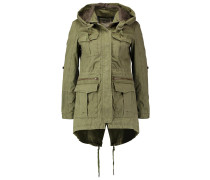 AOKI Parka light olive