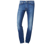 FUTURE FLEX Jeans Tapered Fit stoneblue denim