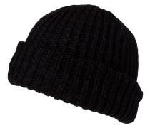 JOSEPHSSON Mütze black melange