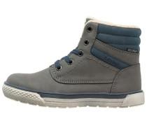 Sneaker high dark grey/dark blue