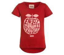 ASTRID - T-Shirt print - pompeian red