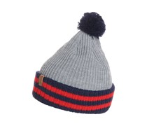 PRAGUE Mütze grey/navy