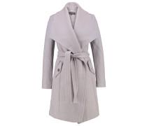 Wollmantel / klassischer Mantel grey