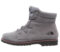 BALLARD Snowboot / Winterstiefel smoked pearl grey/deep garnet red