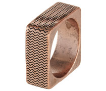 SURFACE Ring coppercoloured