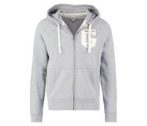 Sweatjacke heather grey