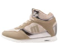 Sneaker high pedri beige