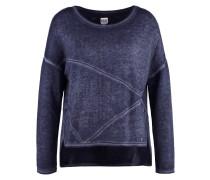 BELINDA Sweatshirt dress blue