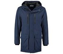 SHRAVEN Wintermantel navy blazer