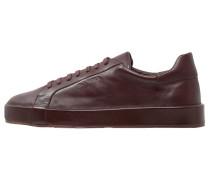 Sneaker low bordeaux