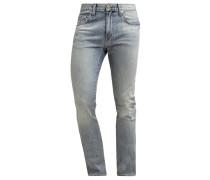 TYLER Jeans Slim Fit destructed metalis