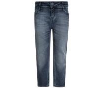 BOYFRIEND FIT Jeans Straight Leg indigo