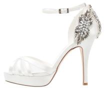 DRUSILA - High Heel Sandaletten - marfil
