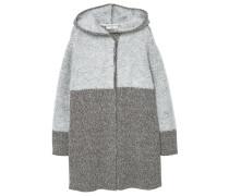 MAMUT Strickjacke light heather grey