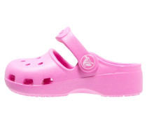 KARIN Pantolette flach party pink