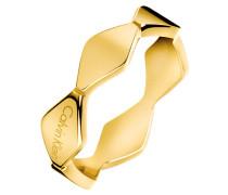 SNAKE - Ring - goldfarben