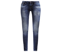 VMFLASHY Jeans Slim Fit medium blue denim