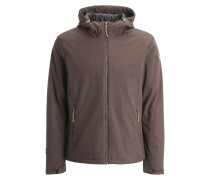 TIMI Winterjacke dark brown