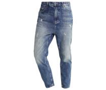 Jeans Tapered Fit blue denim