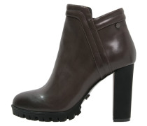 CLIVIA High Heel Stiefelette taupe