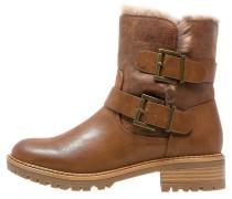 ARIA Cowboy/ Bikerstiefelette brown
