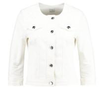 Jeansjacke - white
