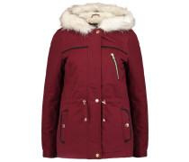 Winterjacke red