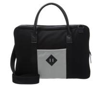 Notebooktasche black/grey