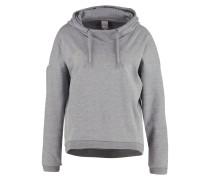 CURRENT Sweatshirt mid grey marl