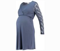 MLLASON Jerseykleid vintage indigo